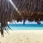 Vacatures Aruba op de strand