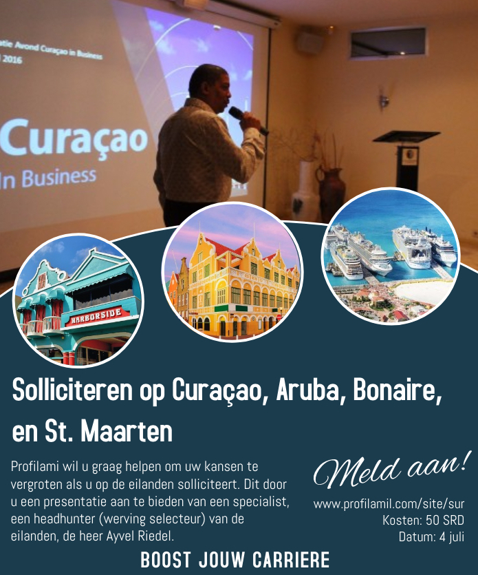 ernst & young curacao vacatures